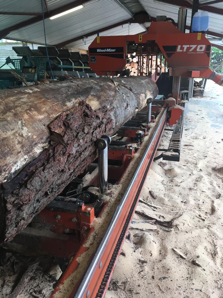 Secondhand Sawmills