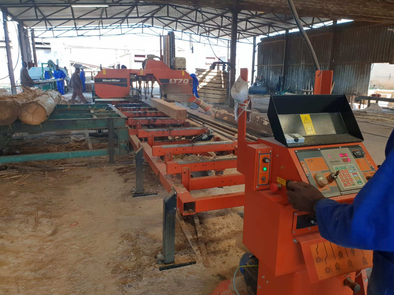 Woodmizer Sawmill For Sale >> Secondhand Sawmills