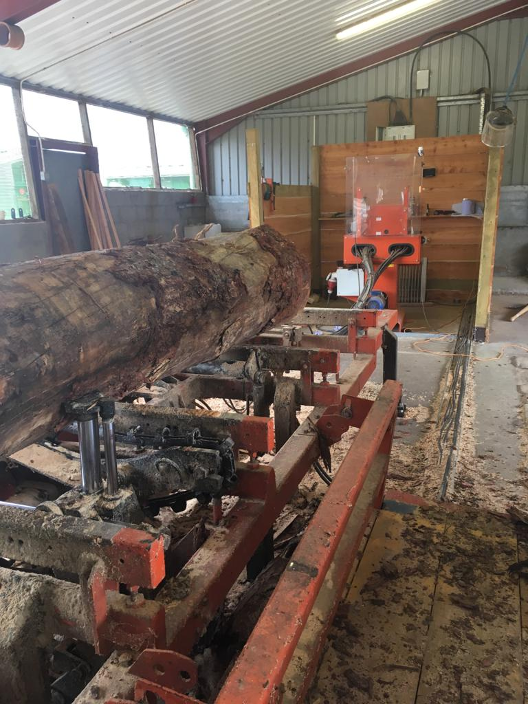 Used Sawmills For Sale >> Secondhand Sawmills